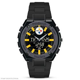It's Steelers Time! Men's Watch