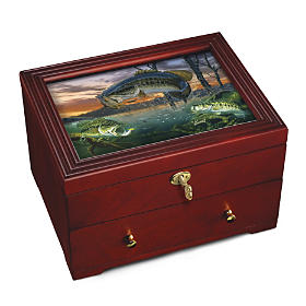 Freshwater Legend Keepsake Box