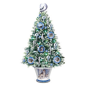 Winter Spirits Tabletop Tree