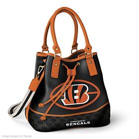 Cincinnati Bengals Handbag