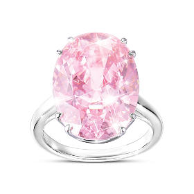 Majestic Pink Ring