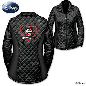 Disney Heart Of Full Magic Women's Jacket