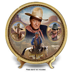 John Wayne: The Duke Collector Plate