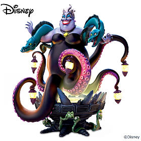 Disney Ursula's Poor Unfortunate Souls Sculpture