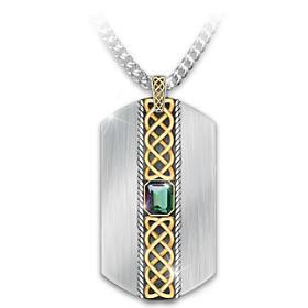 Spirit Of Ireland Pendant Necklace