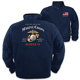The Few, The Proud Men's Jacket