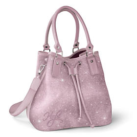 The Sparkle Of Hope Handbag