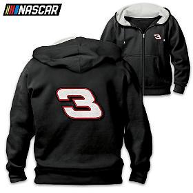 NASCAR #3 Men's Hoodie
