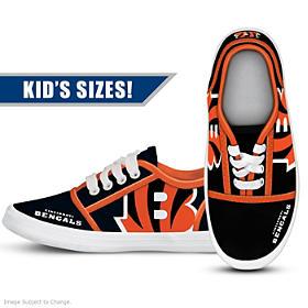 Cincinnati Bengals Kid's Shoes