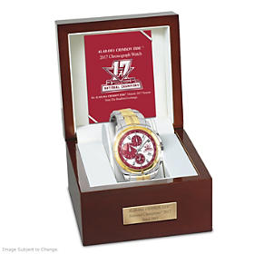 Crimson Tide 2017 Football National Champions Men's Watch