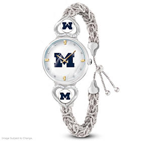 Wolverines Forever Women's Watch