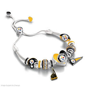 Steelers Spirit Bracelet