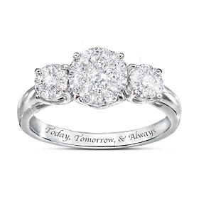 Miracle Of Love Diamond Ring