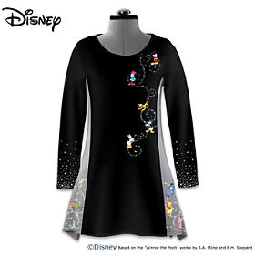 Disney It's All About The Magic Women's Art Shirt