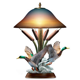 Lake View Masterpiece Lamp