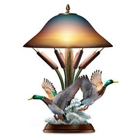 Lake View Masterpiece Lamp