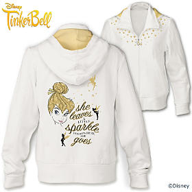Tinker Bell Magic Women's Hoodie