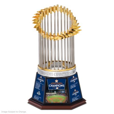 Astros 2017 World Series Champions Commemorative Trophy by
