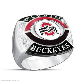 Buckeyes Gridiron Pride Ring
