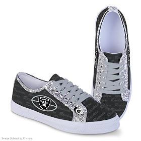 Raiders Ever-Sparkle Women's Shoes