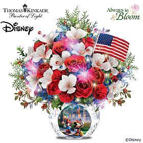 Disney Hometown Pride Table Centerpiece