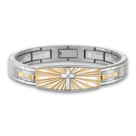Guiding Faith Men's Bracelet