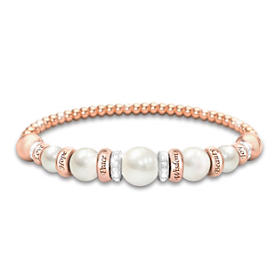 Pearls Of Serenity Bracelet