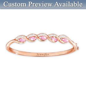 Beauty Of You Personalized Bracelet