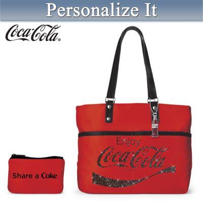 3140c0bb3108 Share A COKE Womens Personalized COCA-COLA Tote Bag