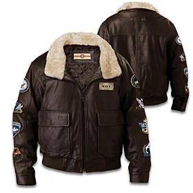 U.S. Military Navy Men's Jacket