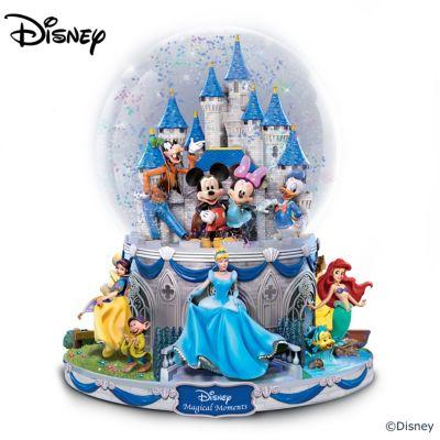 Disney Magic Glitter Globe by