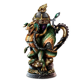 Dragon's Wrath Masterpiece Stein
