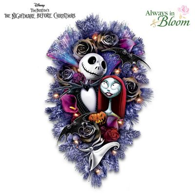 Disney Tim Burtons The Nightmare Before Christmas Illuminated Color