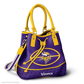 Minnesota Vikings Handbag