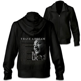 I Have A Dream Women's Hoodie