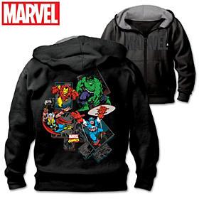 MARVEL Comics Men's Hoodie