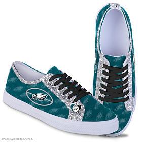 Eagles Sparkle Women's Shoes