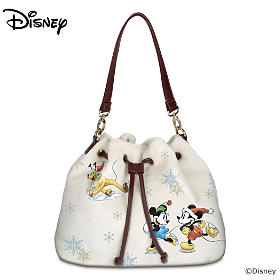 Disney Winter Wonderland Handbag