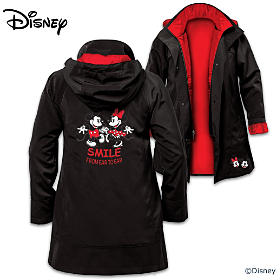 Sweet Disney Smiles Women's Jacket