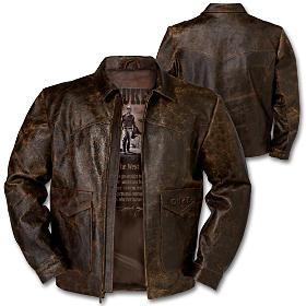 John Wayne Western Heritage Men's Jacket