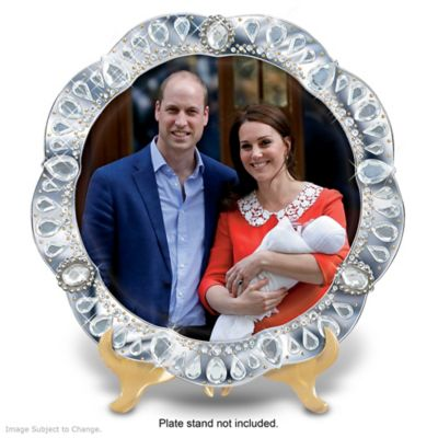 His Royal Highness, Prince Louis Collector Plate by
