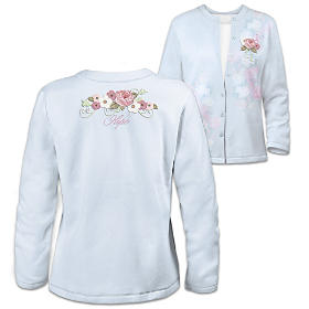 Hope Blooms Women's Jacket