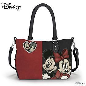 Disney Style In A Snap Handbag