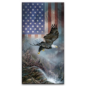 Light Of Freedom Wall Decor
