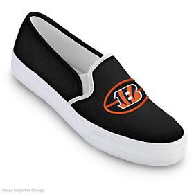 Cincinnati Bengals Fashion & Football Women's Shoes