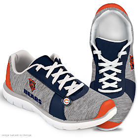 Winning Style Chicago Bears Women's Shoes