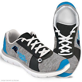 Winning Style Carolina Panthers Women's Shoes