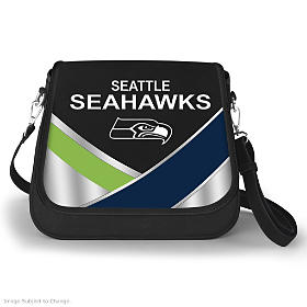 Fashion Snap Seattle Seahawks Handbag