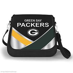 Green Bay Packers Fashion Snap Handbag