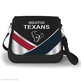 Houston Texans Fashion Snap Handbag